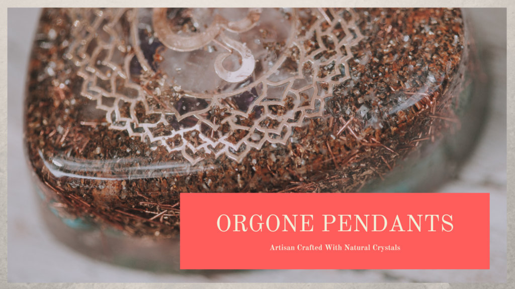 orgonite pendants category image