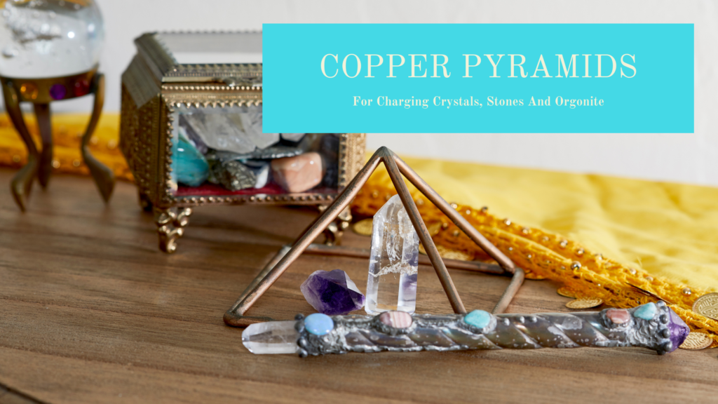copper charging pyramids category image