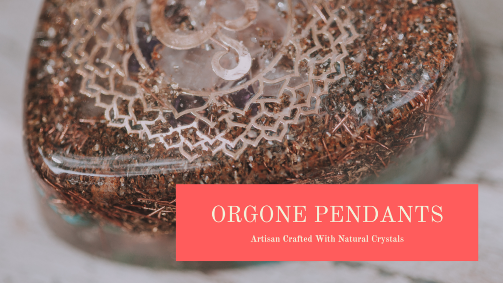 orgone pendants product category image