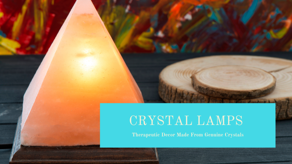 therapeutic crystal lamps category image